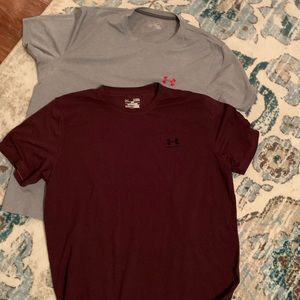 Bundle of 3 Under Armour shirts